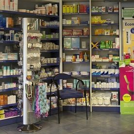 Commerce - Pharmacie Gonin - Carouge